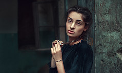 Expectation (Damian Pirko) Tags: portrait mood color cinematic