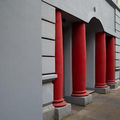 Knossos (mniesemann) Tags: street rot photography grey haus grau architektur duisburg farbe fassade sule 500px ifttt