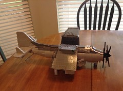 Fairey Gannet WIP Military Model Competition 2016 (.Tyler H) Tags: cold plane war lego aircraft military wwii models competition fairey gannet 2016