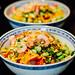 Vietnamese Shrimp and Glass Noodle Salad