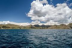 Lago Titicaca (rodrigopaulo) Tags: titicaca latinamerica southamerica bolivia copacabana backpacking isladelsol yumani mochilao