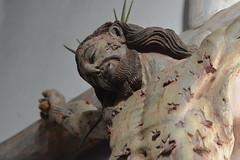 Kruzifix Brand (Katholische Kirche Vorarlberg) Tags: jesus kreuz christus gekreuzigter