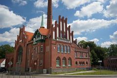 ehemaliges Elektrizittswerk, Cottbus (steffenz) Tags: germany deutschland lenstagged sony brandenburg cottbus 21mm 2016 nex samyang steffenzahn nex6 samyang21mm samyang21mm114umccse