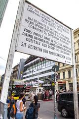 Berlijn2016-40 (A. Kornegoor) Tags: berlin monument wall holocaust charlie fernsehturm tor brandenburger concentrationcamp muur checkpoint sachsenhausen berlijn holocaustmonument concentratiekamp berlijnse