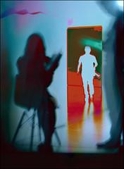 F_DSC5682-1-Nikon D800E-Nikkor 28-300mm-May Lee  (May-margy) Tags: maymargy             streetviewphotographytaiwan mylensandmyimagination naturalcoincidencethrumylens fdsc56821 portrait silhouette  door blur bokeh taipeicity taiwan repofchina nikond800e nikkor28300mm maylee  doubleexposure