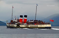 Waverley (Zak355) Tags: rothesay isleofbute bute scotland scottish riverclyde paddlesteamer pswaverley waverly clyde ship shipping boat vessel
