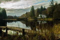 Loch Ard Ben Lomond (Thomas Brannan) Tags: loch ard ben lomond scotland