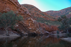MacDonnell Ranges Ormiston Gorge Northern Territory