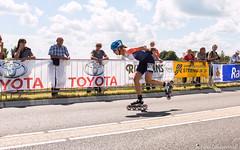2016-07-30 EK Skeeleren Steenwijk (87a) (Peter Donderwinkel) Tags: ekskeeleren2016steenwijk inlineskating seniorladies junioraladies ek klimvansteenwijk schaatsennl kpn skeeleren outdoor sport event speed race canon