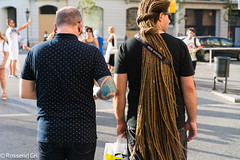 Diferencies (rossendgricasas) Tags: people street urban candid photography exploration diferent barcelona diferncies