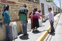 10 Poniente entre 5 de mayo y 3 norte (1) (Gobierno de Cholula) Tags: luisalbertoarriaga calles sanpedrocholulapuebla 2 y 10 poniente