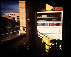 A bright new day (Albion Harrison-Naish) Tags: albionharrisonnaish iphone iphone5s hipstamatic janelens sugarfilm jollyrainbow2xflash