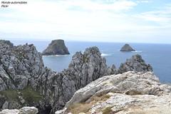Pointe de Pen-Hir (Monde-Auto Passion Photos) Tags: pointe penhir france bretagne crozon finistre mer ocan atlantique bleu roche caillou