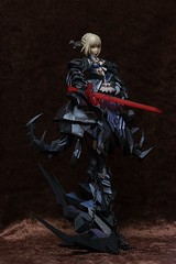 [GoodSmileCompany]Saber Alter - huke Collaboration Package 002 (lillyshia) Tags: gsc fate fatestaynight goodsmilecompany saberalter huke wonhobbyselection 17