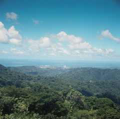 A View of El Yunque (Meleager) Tags: zeiss ikonta 16521 6x6 medium format kodak film portra400 san juan puerto rico c41 color