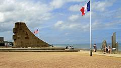 Omaha Beach (3) (Kok Vermeulen) Tags: frankrijk normandi vakantie