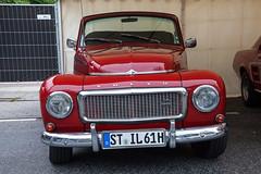 Volvo PV544  Cabriolet (Burminordlicht) Tags: stadtparkrevival classiccars oldtimer stadtpark hamburg