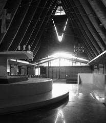 ENI (schromann) Tags: carloscarpaborcacadorechurch gellner carlo scarpa church chiesa kirche interior sanctuary