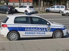 2015-031906 (bubbahop) Tags: car serbia border police vehicle novisad gct 2015 grandcircle europetrip32