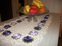 100_4881 (artsdacassia) Tags: trilho croch guardanapos barbante