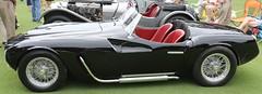 1955 Moretti 1200 Spyder (Bill Jacomet) Tags: lake 1955 la texas tx s spyder resort 1200 montgomery 55 concours spa moretti 1200s conroe 2015 delegance torretta of