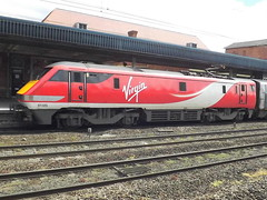 91105 at doncaster (47604) Tags: electric virgin doncaster 91105 class91