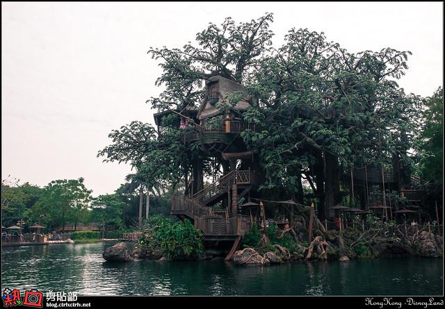 HongKong Day 2 - Disney Adventureland