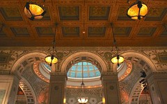 Chicago Cultural Center X (hansn (2 Million Views)) Tags: usa chicago architecture coolidge architects culturalcenter rutan shepley