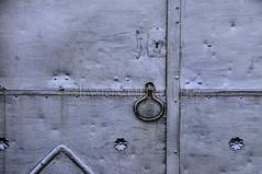 _DSC0178-20090812w (Fotgrafo en Canarias) Tags: pontevedra puertas llamadores allama puertasmetlicas imgenescanariascanarias3d