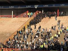 Riots before the game ( Crvena Zvezda - Partizan ) (nemico publico) Tags: riot fans pyro derby fk hooligans ultras zvezda crvena beograde partizanbelgrade