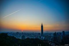 夕陽 (Xiun.Lee) Tags: sony taiwan 101 taipei 台灣 台北 sal20f28 sonya7 sonyalphaa7