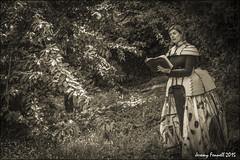 Orlando (zolaczakl) Tags: uk england grave graveyard costume orlando bath may chapel actress gravestones virginiawoolf 2015 kyrawilliams walcotchapel andreacarr nikond7100 photographybyjeremyfennell loveanddeathatwalcotchapel