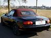 Mazda MX5 NB 1998-2005 Verdeck
