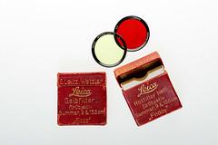 "Leica Gelbfilter ""Fiooc"" & Rotfilter hell ""Fnooy"" fr Objektiv Summar, 9 & 13,5cm (siimvahur.com) Tags: leica 600 compact wetzlar rotfilter profoto summar leitz gelbfilter profotocompact profotocompact600 siimvahur siimvahurcom fiooc fnooy"