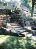 Beautiful Staircase by Greenhaven Landscapes (Greenhaven Inc) Tags: stone landscape design steps boulders maintenance walls slab bolders greenhaven stonestaircase outdoorstairs rockstaircase greenhavenlandscapesinc