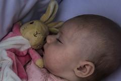 Sleepy Head (Charliebubbles) Tags: canon eos sleep granddaughter comforter esme 60d canoneos60d 300515