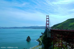 Golden Gate 2016 28 (IJDGAF7902) Tags: world ocean sanfrancisco california city bridge wallpaper sky urban usa holiday beach nature water skyline america bay landscapes daylight seaside nikon downtown unitedstates outdoor goldengate viewpoint