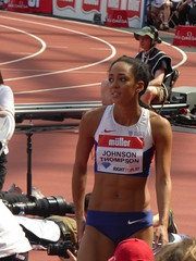 P1040604 (Commander Idham) Tags: muller anniversary games saturday 23 july 2016 team gb great britain rio athletics london olympic stadium 100m relay 3000m steeplechase long jump hurdles 110m katarina johnsonthompson