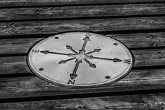 Cardinal directions (SPPhotography_Finland) Tags: virojoki virolahti canon canonphotography canonllens monochrome bw 2016 finland suomi