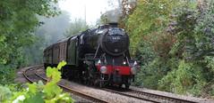 Coastbound (hanley27) Tags: steam locomotive 48151 thescarboroughspaexpress canon70200mm l f4