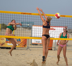 17230379 (roel.ubels) Tags: nk beachvolleybal beachvolleyball volleybal volleyball beach scheveningen sport topsport 2016