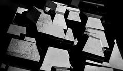 black and white (Eugen Naiman) Tags: macromondays opposites blackandwhite mineral crystal tourmaline