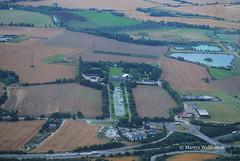 Boreham House - Essex (mpw1421) Tags: nikon d60 essex landscapes landscape aerial flying birdseyeview boreham borehamhouse water a12 unlimitedphotos