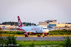 DSC_1646 (J.Dillemuth) Tags: airberlin helsinkivantaaairport helsinki finland nikon d750 nikkor 70300 aviation