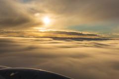 Paisaje areo (Jos M. Arboleda) Tags: patagonia sol argentina canon jose paisaje amanecer nubes tamron avin nwn arboleda eosm josmarboledac 18200mmf3563di3vcb011