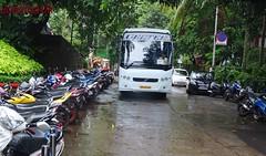 Parking on both side of the road (joegoauk73) Tags: goa miramar joegoauk