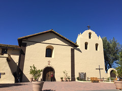 (dizzylizzy1227) Tags: missionsantains spanishmission california iphone6