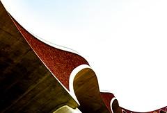 Curl (Maerten Prins) Tags: nederland netherlands nijmegen oversteek brug bridge waal river bogen line lines curve curves