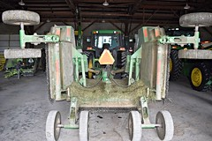 (UNMC College of Public Health) Tags: smv mower farmequipment rops cab utilityvehicle