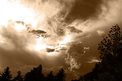 Storm Clouds Coming (Kris_wl) Tags: clouds weather storm wind outside sky